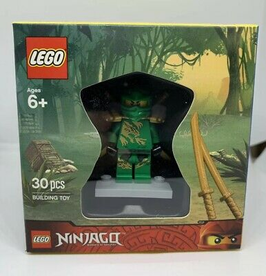 LEGO 5004076 Exclusive 4 Minifigure Cube: Super Heroes, Chima, City & Ninjago