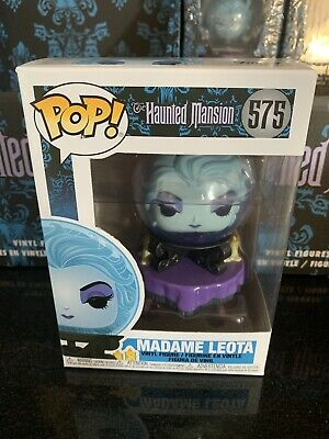 Funko Pop! Madame Leota *Boxlunch Exclusive* Haunted Mansion IN HAND NON GITD