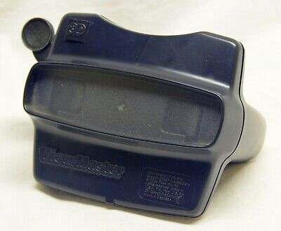 View-Master Tyco Black Model L 3D Viewer EX Condition