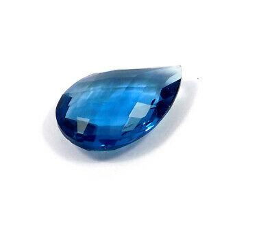 28 Cts. Natural Faceted Fancy Shape Blue Hydro Cut Gemstone AAK1416-1418