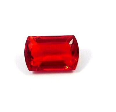 Treated Faceted Garnet Gemstone 34.6 CT 23x14 mm  RM 16786