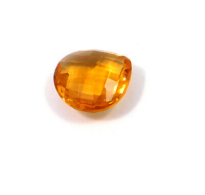 18 Cts. Natural Faceted Yellow Hydro Cut Gemstone AAK1347-1353
