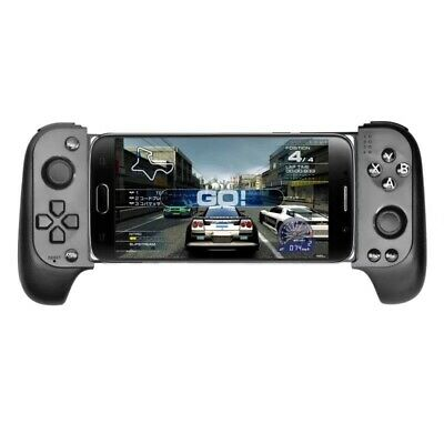 Bluetooth Controller Mobile Phone Game Joystick Handle Holder For IOS/Android