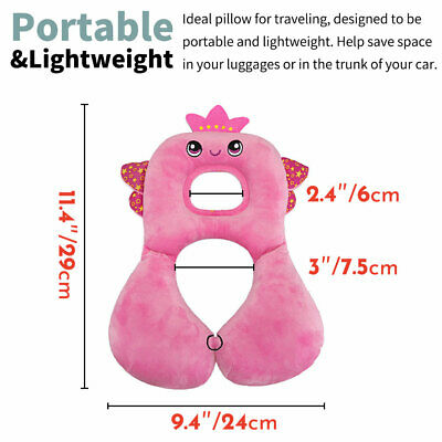 Baby Travle Pillow for Head and Neck Support Pillow for Pushchair,Car Seat