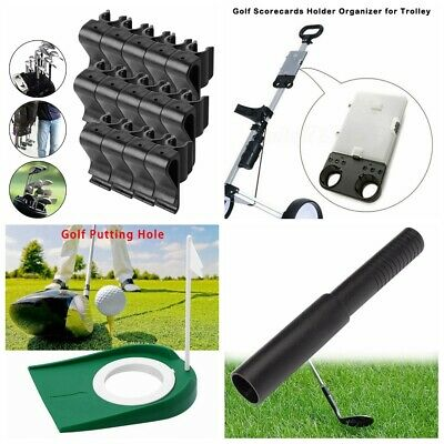 Golf Practice Putting Cup with Hole and Flag for Indoor Outdoor Model Choice TW