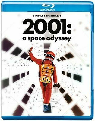 2001: A Space Odyssey New Bluray