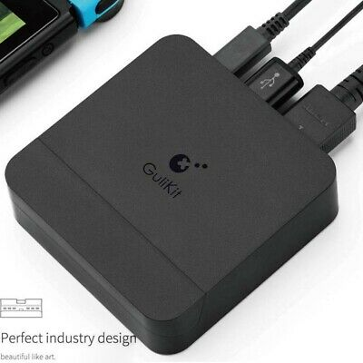 Portable Charging Dock HDMI for SWITCH Docking Station with USB USB-C PD Charger