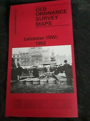 Old Ordnance Survey Map - Leicester (NW) 1902 - Alan Godfrey Map