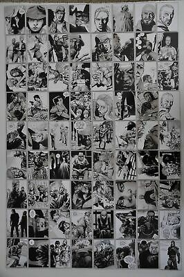 Walking Dead Comic Series Base Card Set 90 Cards plus Promo Card P3