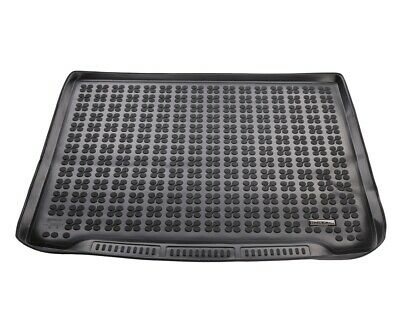 TAILORED RUBBER BOOT LINER MAT for Ford FOCUS IV Estate since 2018 with an irreg