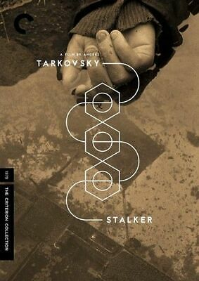Criterion Collection: Stalker New Dvd