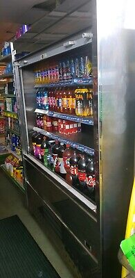 Shop Drink Chiller stainless steel