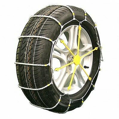 1046 Passenger Vehicle Cable Emergency Snow Traction Tire Chain
