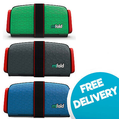 Mifold, The Grab-and-Go Child Restraint - Brand New