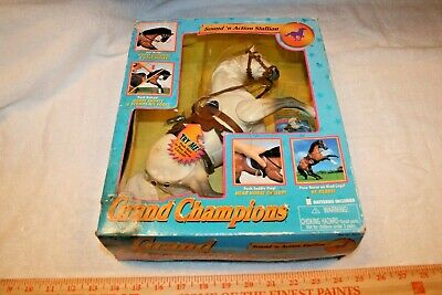 1997 Empire Grand Champions Action Stallion Horse with Sound