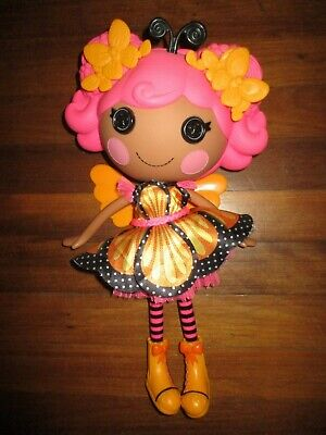 Lalaloopsy Mona Arch Wings DOLL 33cm