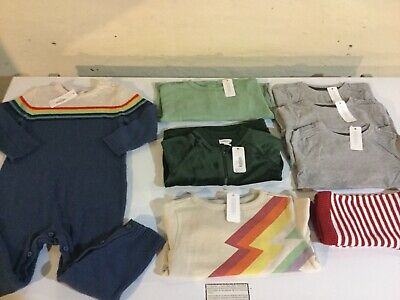 Gymboree Boys Size 18-24 Months Fall Winter Clothes Lot - NEW With Tags
