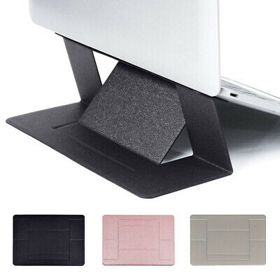 Portable Folding Stand Bracket Holder Mounts Support For Tablet Notebook Laptop