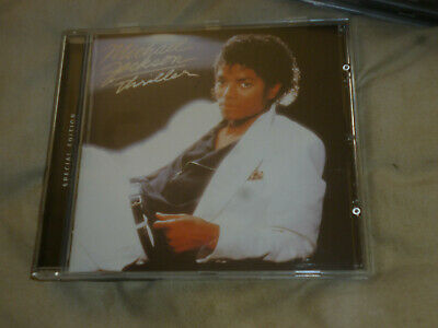 michael jackson,thriller,special edition,cd album