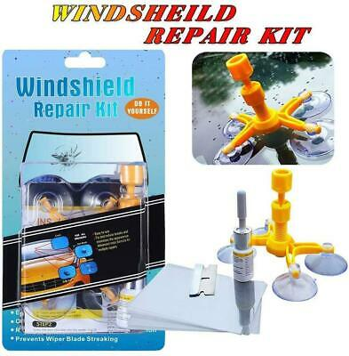 DIY Premium Car Windscreen Repair Kit Crack Chip Windshield Glass Window Screen