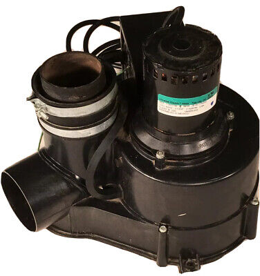 AO Smith Water Heater Vent Exhaust Inducer Motor