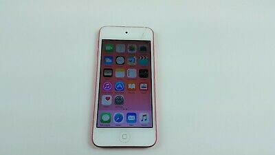 Apple iPod touch 5th Generation Pink (32GB) Cracked Screen 35217
