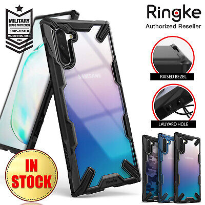 For Samsung Galaxy Note 10 Plus 5G Case RINGKE FUSION X Heavy Duty Cover