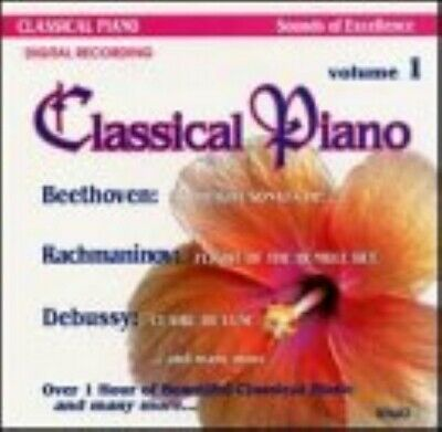 Classical Piano 1 - Various Artists - EACH CD $2 BUY AT LEAST 4
