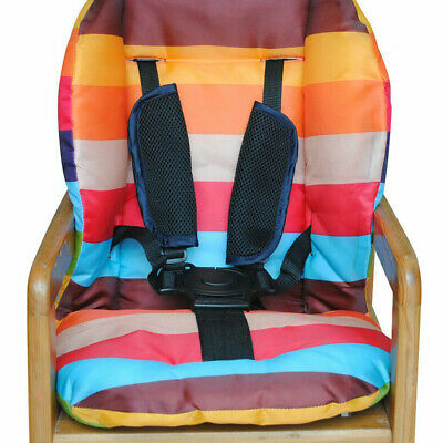 5-Point Safe Baby Kids Harness Seat Belt Strap Portable Stroller High Chair Pram