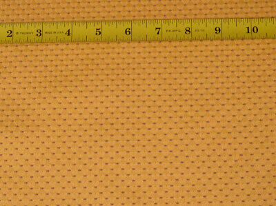 Vintage Gold Fabric for Speaker Grill Cloth - Antique Radio Grille Restoration