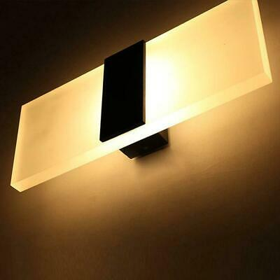 Modern LED Wall Light Up Down Cube Indoor Outdoor Sconce Lighting Lamp·Fixt P9F7