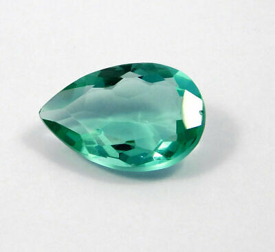 Treated Faceted  Apatite Gemstone   49 CT 30x21x10mm  RM18080