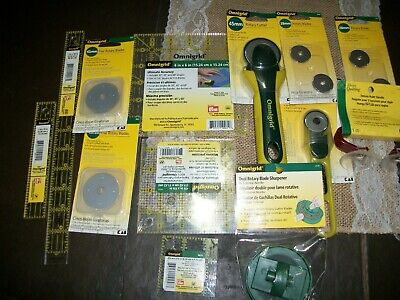 Omnigrid Rotary Cutter,Quilting Rulers,Handle. Christmas Special 10% Off See Add