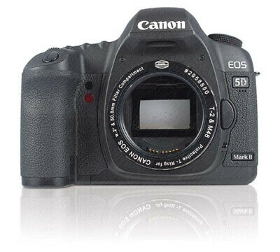 Baader Canon EOS DSLR T-Ring with Clear Filter # DSLR-CLR 2958550C