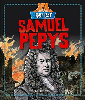 Samuel Pepys (Fact Cat: History) New Hardcover Book