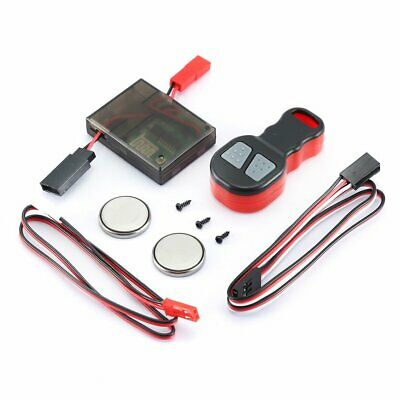 FOR 1/10 RC Car Axial SCX10 TRX4 D90 Winch Wireless Remote