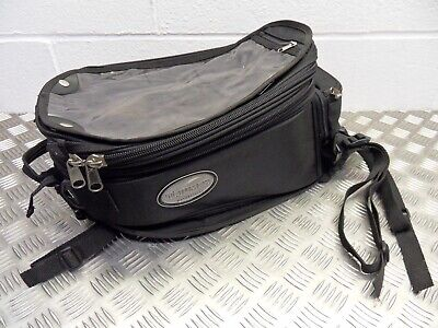 Triumph Extendable top tank bag