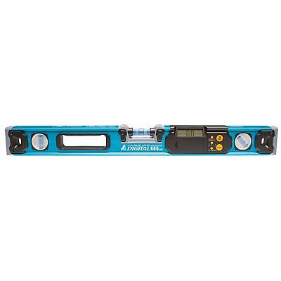 Shinwa Measurement Blue Level Digital 600mm with Magnet 76327 From Japan F/S