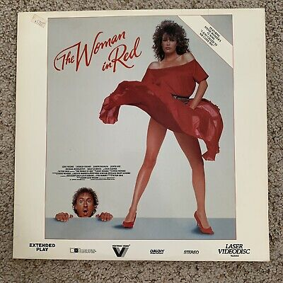 The Woman In Red Laserdisc