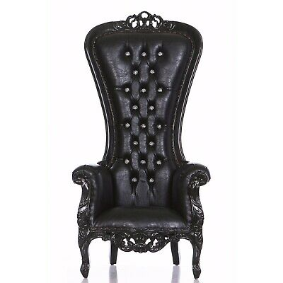 Admirable Diana Queen King High Back Royal Wedding Party Throne Chair Gamerscity Chair Design For Home Gamerscityorg
