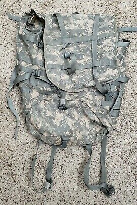 USGI MOLLE II ACU Large Rucksack Ruck Field Pack US Military Army PACK ONLY