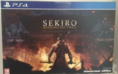 SEKIRO SHADOWS DIE TWICE : Édition collector NEUF (PS4)