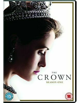 The Crown Season 1 DVD New & Sealed