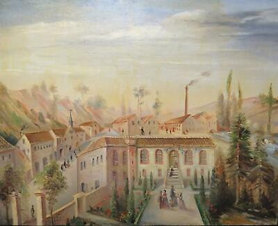 Early Industrial Factory France Naive South of France Empire Work