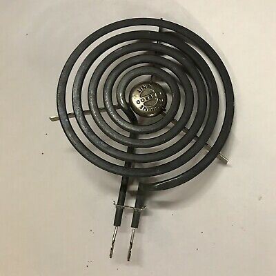 """Range Stove Hotpoint 6"""" Calrod Element RB536GW3WH Electric 8819"""