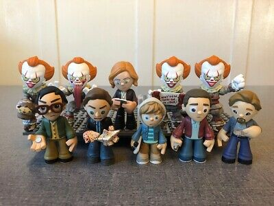 Funko Mystery Minis IT Chapter 2 Pennywise Beverly Henry Exclusive Free Shipping
