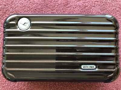 Rimowa Lufthansa First Class Amenity Case Only