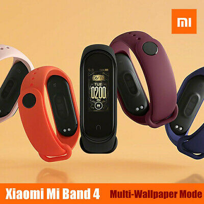GLOBAL VERSION Xiaomi Mi Band 4 3 Smart Watch Wristband Amoled bluetooth5.0