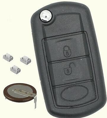 for Land Rover Discovery 3 Button Range Rover Sport Remote Key repair KIT VL2330