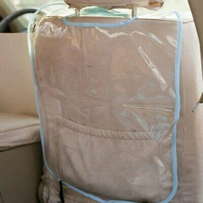 Car Auto Seat Cover Back Protector Cover For Children Kick Mat Mud Clean-
